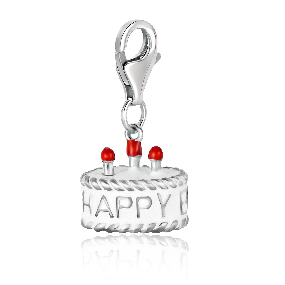 Lobster Clasp Cake Charms