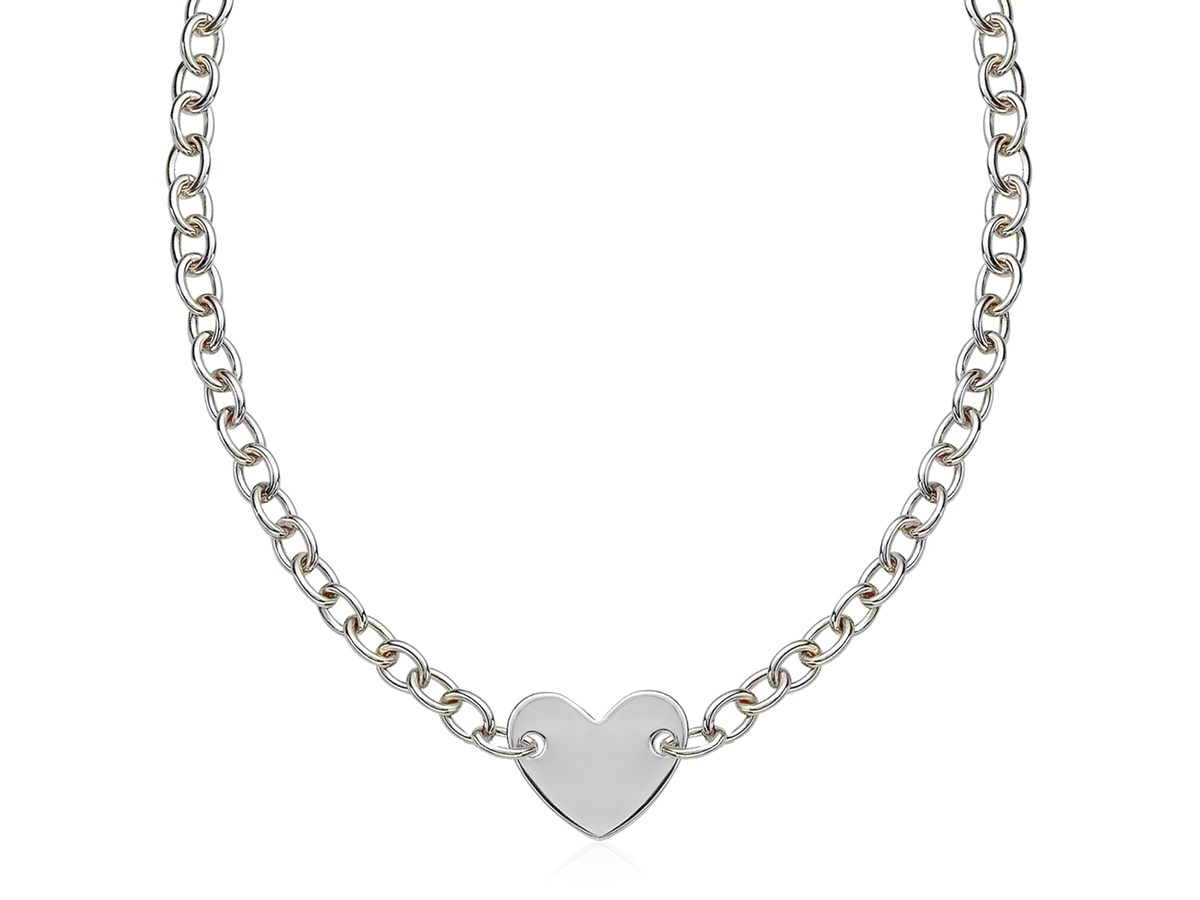 Sterling Silver Pearl Necklace Clasp